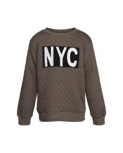 Sweatshirt, NYC - Army - Dreng - Sofie Schnoor