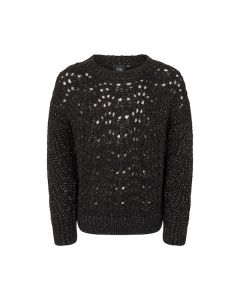 Sweater, chunky - Sort - Petit by Sofie Schnoor.