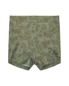 Badeshorts, Pascal - Army grøn - Petit by Sofie Schnoor