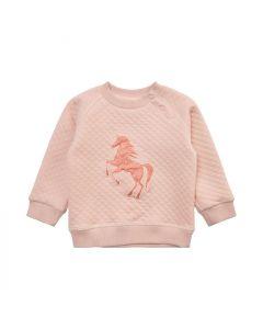 Sweat bluse, Unicorn - Rosa - Petit by Sofie Schnoor