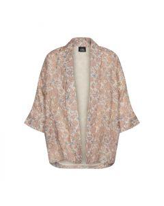Kimono, Blomster - Light Rose - Sofie Schnoor Girls