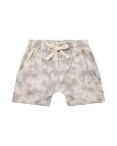 Shorts, Tie dye - Grå, hvid - Petit by Sofie Schnoor.
