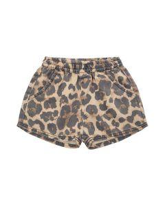 Shorts - Leopard - Brun - Petit by Sofie Schnoor.