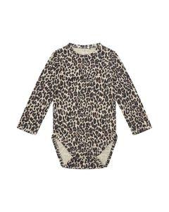Body, Leopard - Brun - Petit by Sofie Schnoor