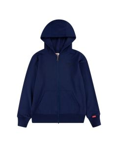 Cardigan, Hoodie, Relaxed - Peacoat - Levi's Kids