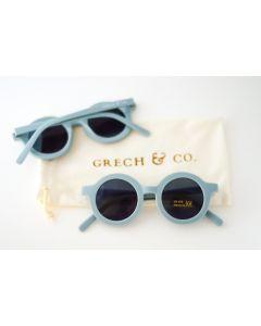 Solbriller- Light Blue - Grech & Co.