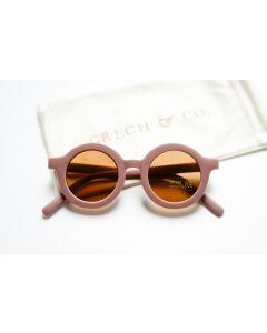 Solbriller - Burlwood - Grech & Co.