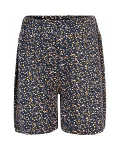 Shorts, Polly - Navy m. prikker - Pige - The New