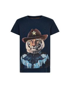 T-shirt, Tucker - Løve - The New