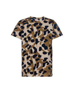 T-shirt, Texan - Leopard - The New