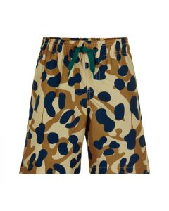 Bade shorts, Camo - Brun - The New