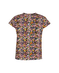 T-shirt , Try - Blomster - The New