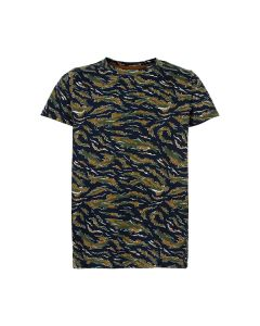 T-shirt - UDO - Navy - The New