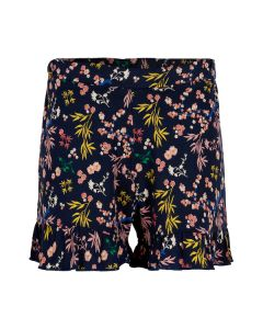 Shorts, Urikah - Navy, blomster - The New