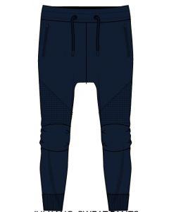 Sweat bukser, Vulcano - Navy - The New