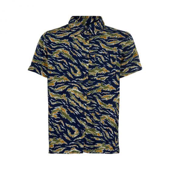 Skjorte, UDO - Navy - The New